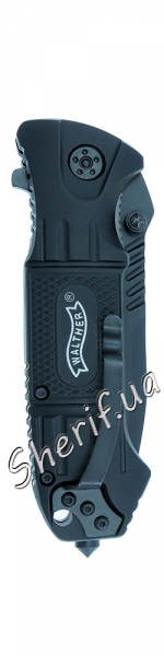 Walther Black 5.0715