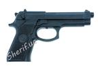 Пистолет тренировочный (резиновый) TWT 416