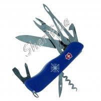Нож Victorinox Skipper 0.9093.2W синий