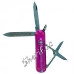 Нож Victorinox Rose Edition Classic 0.6203.T5 розовый