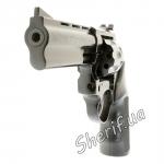 Револьвер под патрон Флобера Profi 4,5'' пласт.