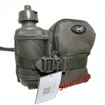 Поясная сумка с бутылкой для воды Max Fuchs Olive