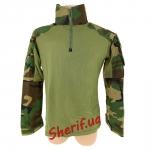 Рубашка TMC G3 Combat Shirt Woodland