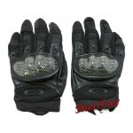 Перчатки тактические Oakley полнопалые Black BE0551UA