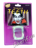 Зубы вампира со светонакопителем (блистер)