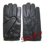 Кевларовые полнопалые перчатки MIL-TEC Black