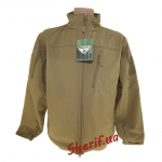 Куртка-ветровка Condor Phantom Soft Shell Jacket Tan
