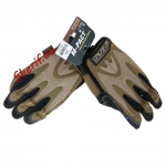 Перчатки Mechanix Wear MPACT полнопалые Coyote brown