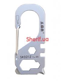 Мультитул-карабин Sanrenmu SK021Z