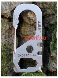 Мультитул-карабин Sanrenmu SK021Z-2