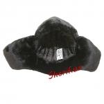Шапка-ушанка MIL-TEC Black, 12105002-2