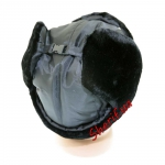 Шапка-ушанка MIL-TEC Black, 12105002-7