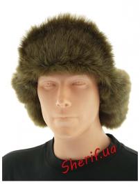 Шапка-ушанка Multicam (дл. мех)