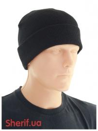 Шапка акриловая REIS Workwear Black CZBAW