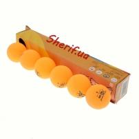 Шарики теннисные (6 шт) 2106