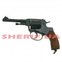 Револьвер НАГАН под патрон Флобера Гром 4мм