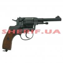 Револьвер НАГАН под патрон Флобера Гром 4мм-2