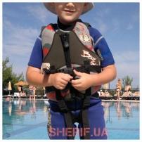 Жилет спасательный детский Body Glove 14-23 кг, б/у-7