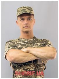 Кепи ВСУ «Комбатка» тк. Саржа-7