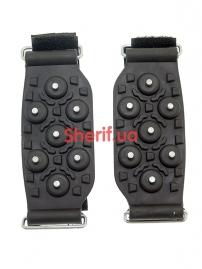 Шипы на обувь (ледоступы) MIL-TEC Black