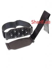 Шипы на обувь (ледоступы) MIL-TEC Black-2