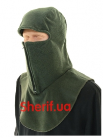 Шлем-маска Arm-tek из флиса Olive