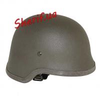 Шлем кевларовый Schubert р.55-58 2кл. (до 600м/с)
