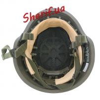 Шлем кевларовый Schubert р.55-58 2кл. (до 600м/с)-3