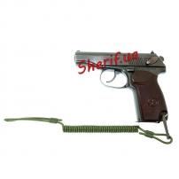 Шнур MIL-TEC пистолетный витой OLIVE  16182501