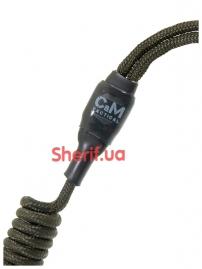 Шнур страховочный C&M Olive-2