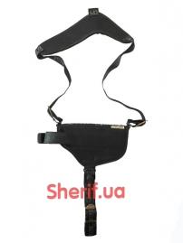Кобура Sieger наплечная CRIOTEX 105 Black