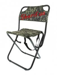 Складной стул Богатырь Ø22мм