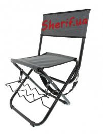 Складной стул для рыбаков Волна Ø20мм