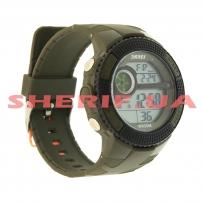 Часы Skmei 1027 Army Green BOX