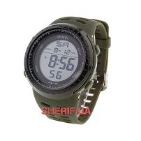 Часы Skmei 1167 Green BOX