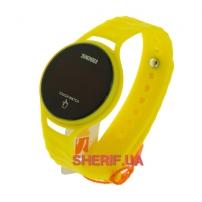 Часы Skmei 1230 Yellow BOX