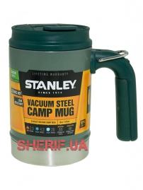 Термокружка Stanley Classic Camp 0.47л (6939236322867)