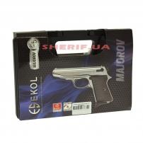 Стартовый пистолет Ekol Majarov Black (Z21.2.021)-5