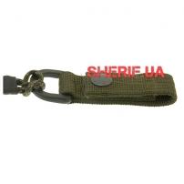 Страховочный шнур с карабином и креплением на пояс, Veteran-2
