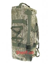 Сумка-рюкзак Arm-tec тк. Cordura Digital ВСУ, 70л-9