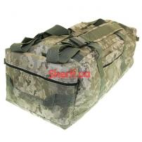 Сумка-рюкзак Arm-tec тк. Cordura Digital ВСУ, 70л-2