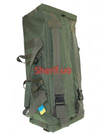 Сумка-рюкзак Arm-tec тк. Оксфорд Olive, 70л-2