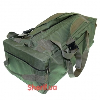 Сумка-рюкзак Arm-tec тк. Оксфорд Olive, 70л-5