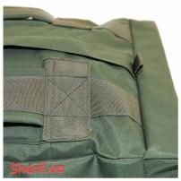 Сумка-рюкзак Arm-tec тк. Оксфорд Olive, 70л-6