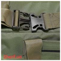 Сумка-рюкзак Arm-tec тк. Оксфорд Olive, 70л-7