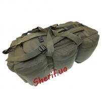 Сумка-рюкзак тактический MIL-TEC 98л OLIVE
