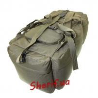 Сумка-рюкзак MIL-TEC 98л OLIVE, 13846001-2