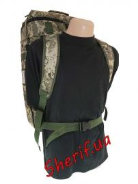 Сумка-рюкзак транспортировочная Digital (ВСУ), 85л-6