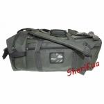 Военная сумка-рюкзак Dark Olive транспортировочная, 85л