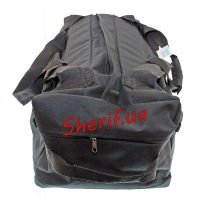 Сумка-рюкзак Arm-tec тк. Оксфорд Black, 70л-4